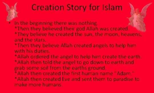 islam creation 3 imagebot