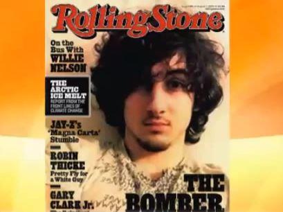 Rolling stone magazine cover boston bombing trial verdict