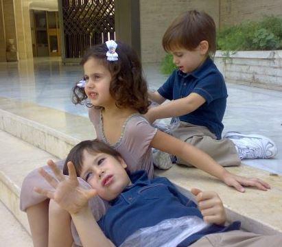 Asma al-Assad   ~~Defender of Faith~Guardian of Truth~~
