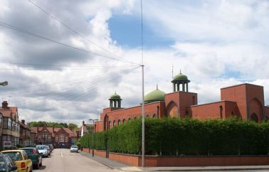 nuneaton mosqueCapture