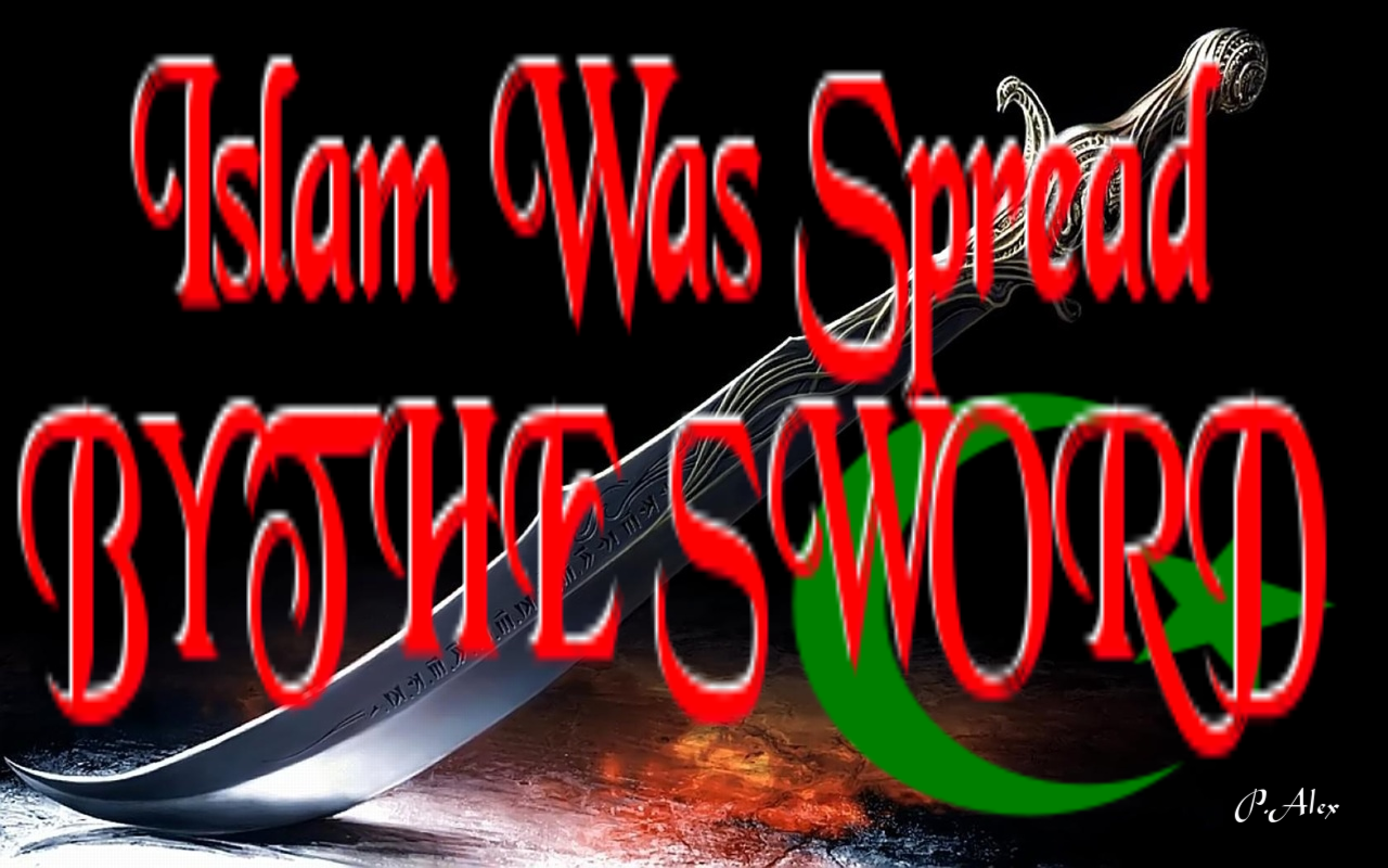 islam s hatred of the non muslim ~~defender of faith~guardian of islam sp by the sword imagebot