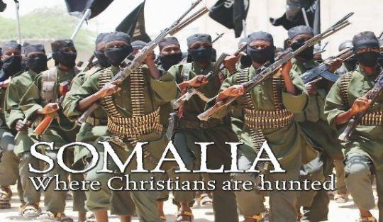 somalia christian persecution