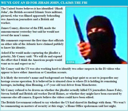 jihadi john Capture