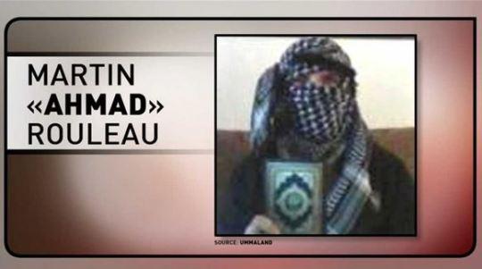 canadian jihadist Capture