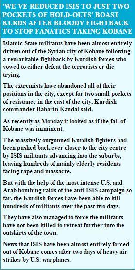 kurds boast Capture