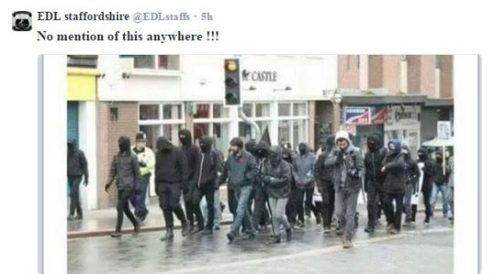 EDL STAFFORDSHIRE Capture