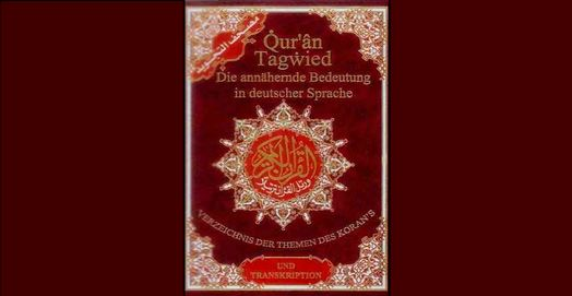 german quran Capture