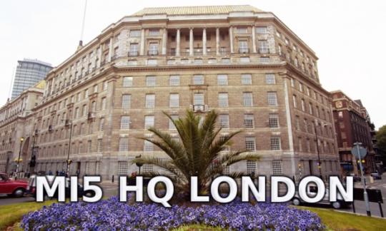 MI5 HQ imagebot