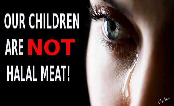 our children are not halal meat Capture