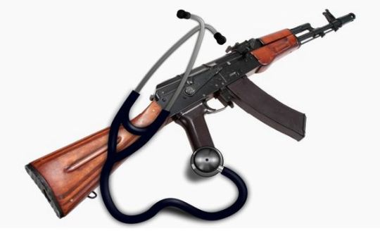 stethoscope ak47 Capture