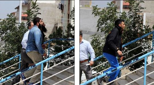 jihadists caught in turkeyCapture