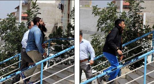jihadists caught in turkeyCapture