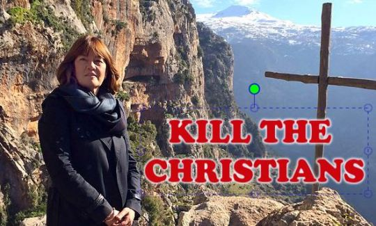KILL THE CHRISTIANS Capture