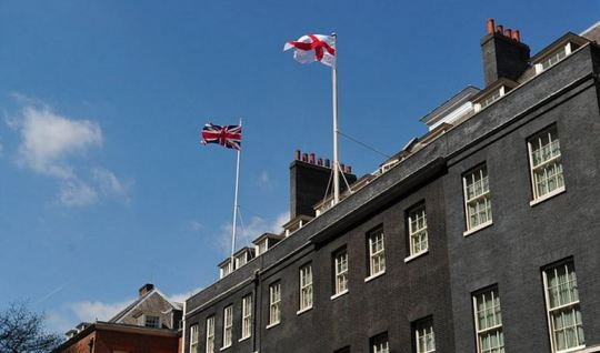 No 10 flags Capture
