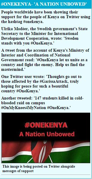 #one kenya Capture