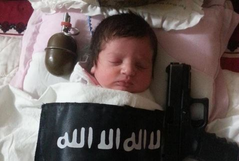 isis babies Capture