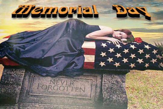 memorial day imagebot