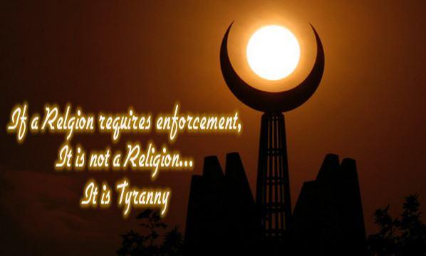 religious tyranny Capture