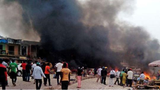 suicide bomb attack Capture