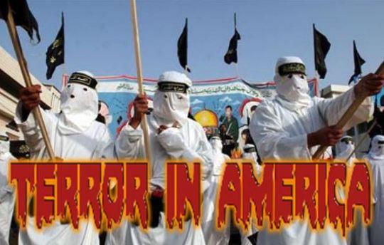 TERROR IN AMERICA Capture