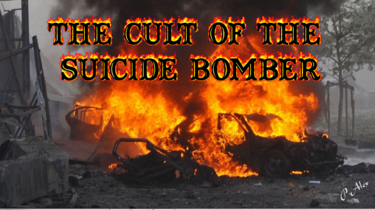 cult of the suicide bomber imagebot