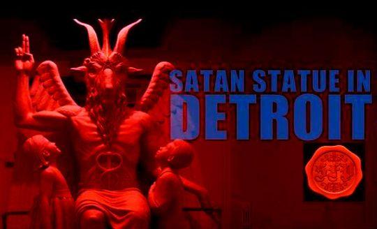 satan statue detroit 2 Capture