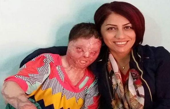 yazidi girl attempts suicide Capture