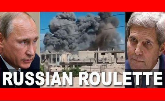 RUSSIAN ROULETTE Capture