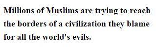 millions of muslims Capture