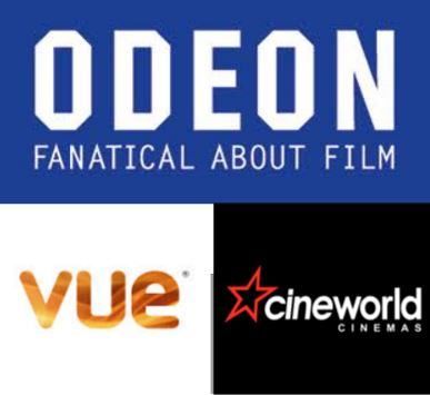 cinema logos Capture