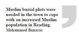 muslim burial plots Capture