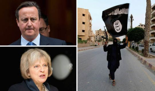 UK MP'S ISIS-626331