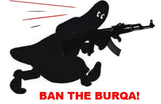 BAN THE BURQA 2 Capture