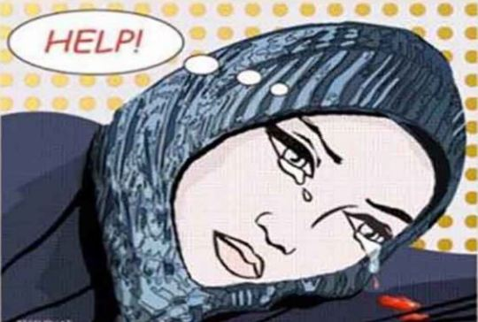 hijab help Capture