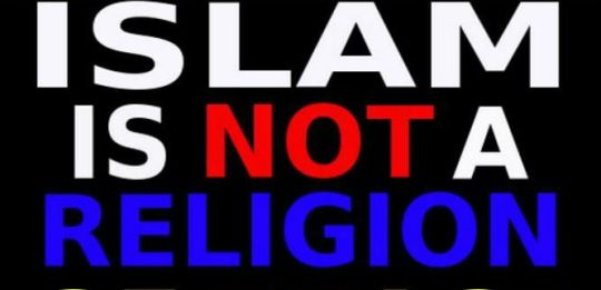 islam is not a religion Capture