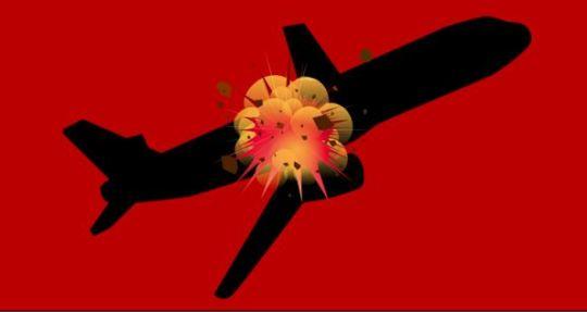 plane explosion Capture