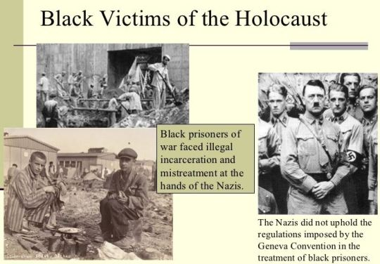 black victims Capture
